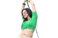 Sana Khan Hot in Dirty Picture Remake