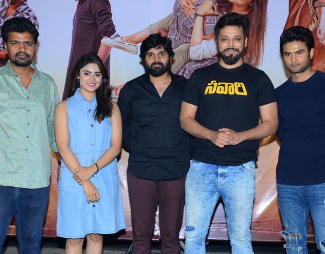 Savari Movie Trailer Launch