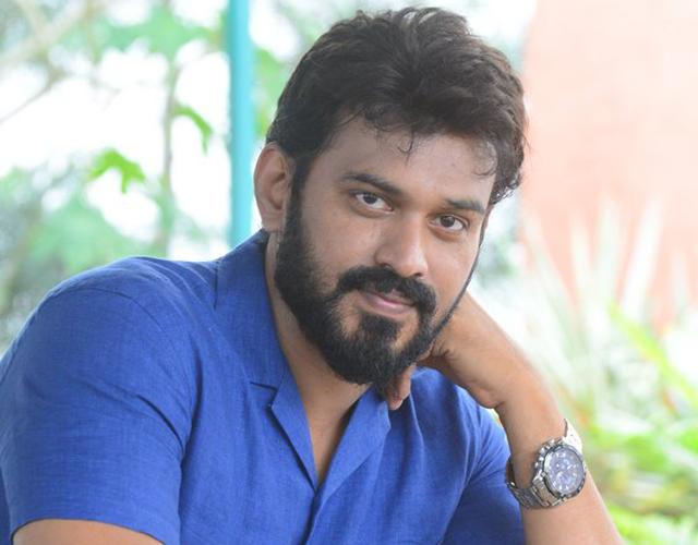Sekhar Varma Hero