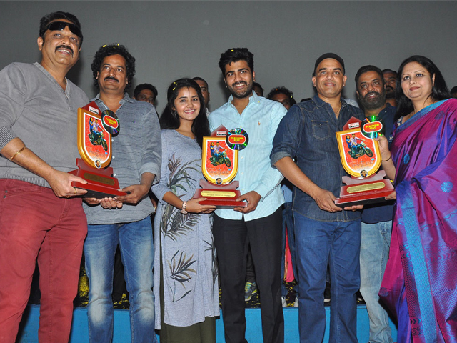 Shatamanam Bhavathi Platinum Disc Function
