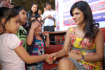 Shraddha Das at LB Stadium