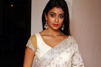 Shriya Saree Photos