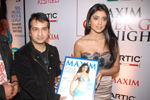 Shriya at Maxim Cover Launch