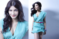 Shruti Hassan Latest Hot Photoshoot