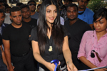Shruti Hassan At Gas Outlet Launch
