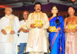 Sri Rama Rajyam Audio launch