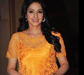 Sridevi Latest Stills