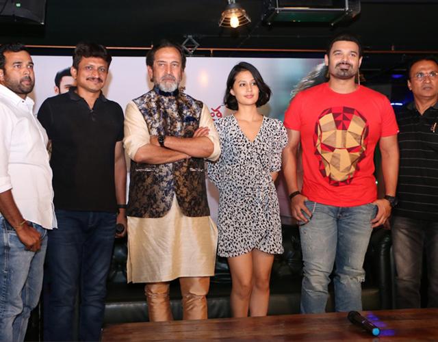 Srikala Chithra Production No 1 Movie Onlocation Press Meet