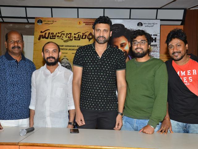 Subramaniapuram Movie Success Meet