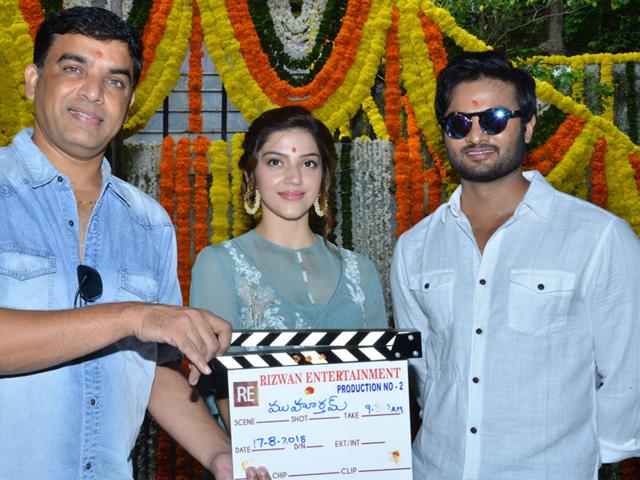 Sudheer Babu New Movie Launch