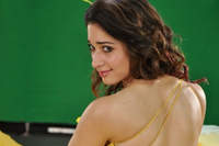 Tamanna Backless Photos