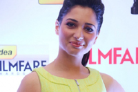 Tamanna at Filmfare Awards Conference