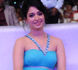 Tamanna at Tollywood Cinema Channel
