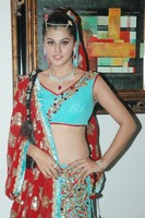 Tapsee Ramp Walk Stills