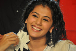 Tapsee Stills in UKUP Audio