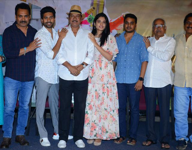 Tholu Bommalata Movie Press Meet