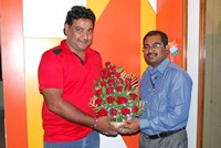 Music Director Vishwa Photos at Tori