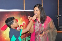 Singer Kousalya Birthday Photos