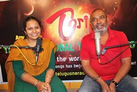 Singer Sai Shivani Photos at Tori