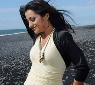 Trisha New Photo Stills