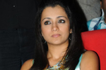Trisha at Dammu Movie Audio Launch