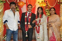 Celebs at Uday Kiran Reception Photos