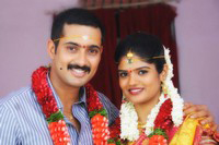 Uday Kiran Marriage Photos