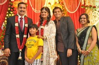 Uday kiran Wedding Reception Photos