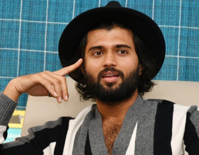Vijay Deverakonda Interview