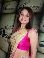 Sonia Agarwal Saree Photos