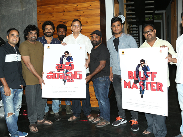 Bluff Master First Look Launch