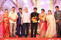 Aadi Aruna Wedding Reception Gallery