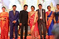 Aadi Aruna Wedding Reception Photos