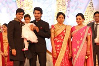 Aadi Wedding Reception Gallery