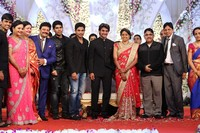 Aadi and Aruna Wedding Reception