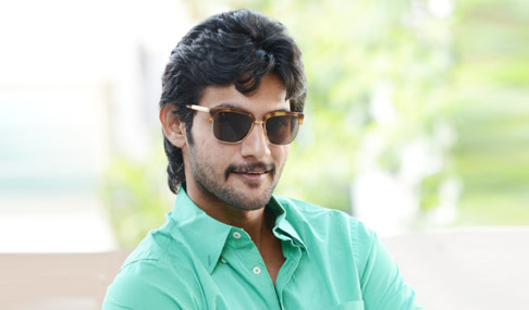Aadi Interview Gallery