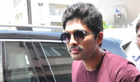 Allu Arjun Latest Photo Gallery