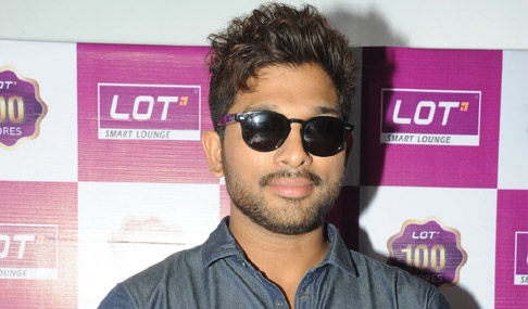 Allu Arjun New Gallery