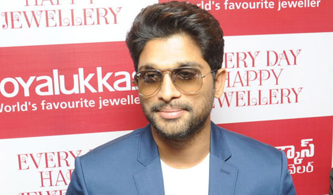Allu Arjun New Photo Pics