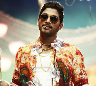 Allu Arjun Stills in Race Gurram