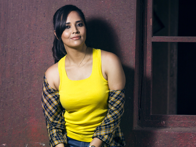 Anasuya Latest Photoshoot Photos