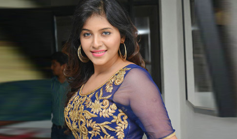 Anjali Stills at Dictator Movie Opening