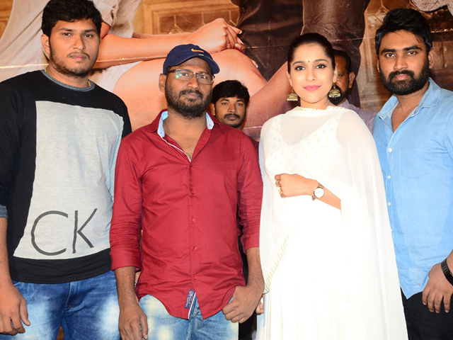 Anthaku Minchi Movie Title Song Launch