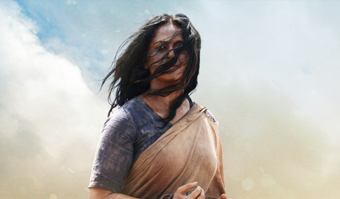 Anushka as Devasena First Look