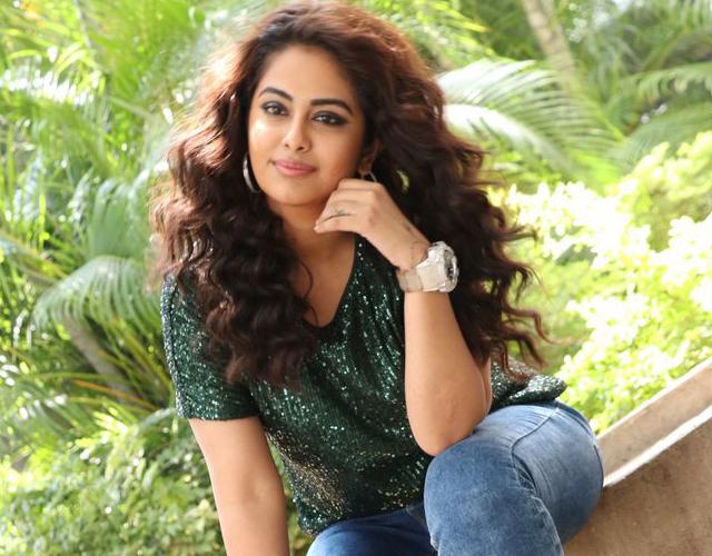 Avika Gor Interview Photos