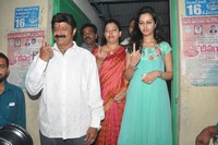 Balakrishna Family Cast Their Vote Photos
