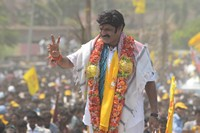 Balakrishna Hindupur Nomination Photos