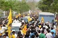 Balakrishna Nomination at Hindupur