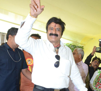 Balakrishna 2014 Birthday Stills