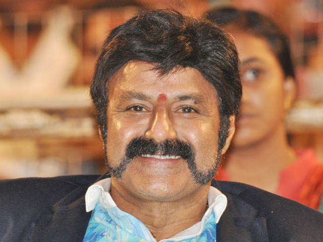 Balakrishna New Look Photos